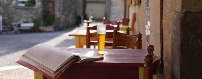 Repos en terrasse - Relais Montagnard-